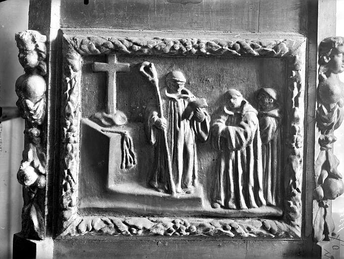 Châsse de saint Nicolas (panneau)