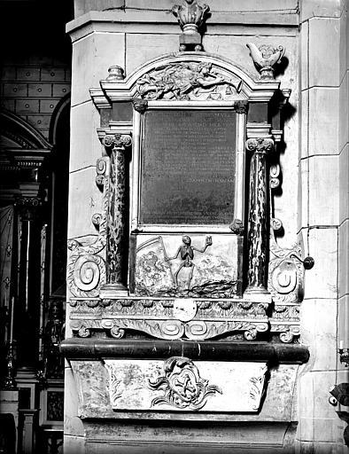 Monument sépulcral des évêques de Rieux