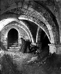 Crypte dite Chapelle Saint-André