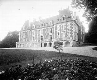 Manoir, puis château
