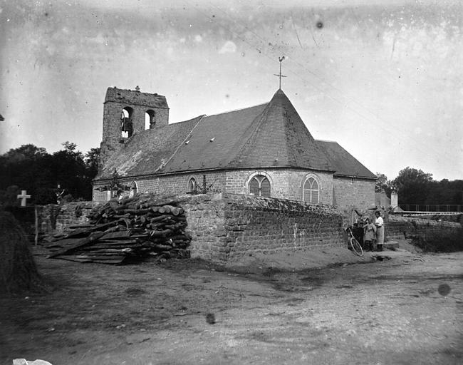 Eglise paroissiale Saint-Wulmer