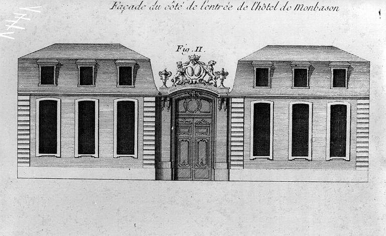 Hôtel de Rohan-Montbazon (ancien)