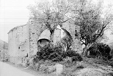 Chapelle Notre-Dame d'Entrevignes