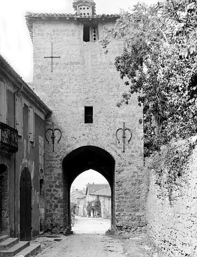 Porte de ville