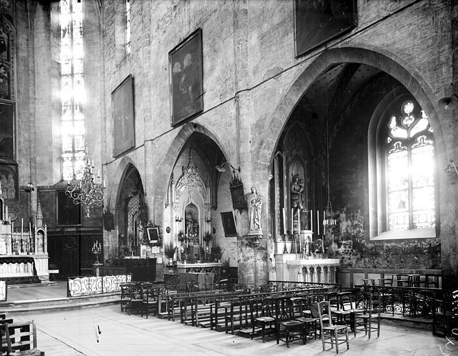 Chapelle du choeur