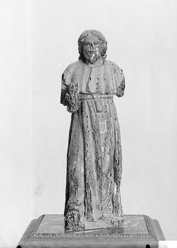 Statuette : un saint