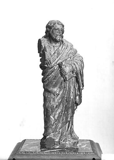 Statuette : un apôtre