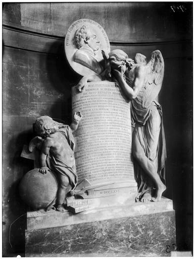Monument funéraire de Maupertuis