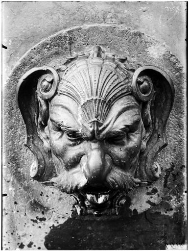 Fontaine Saint-Benoît (ancienne)