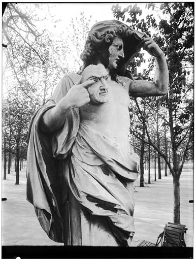 Statue de l'Automne, Vertumne