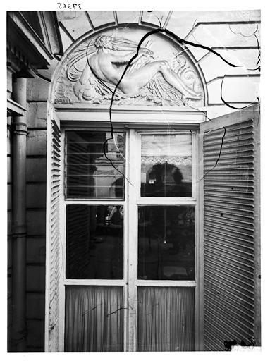 Vue d'une fenêtre