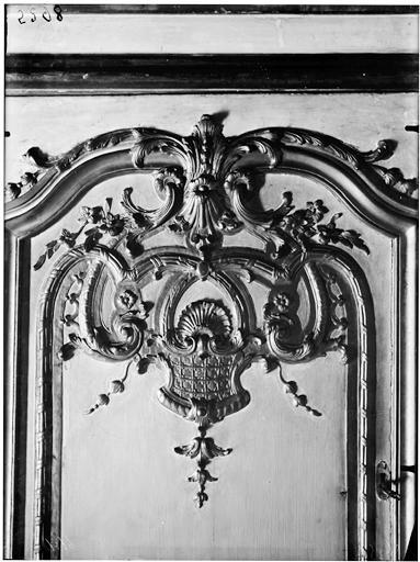 Lambris du Petit cabinet