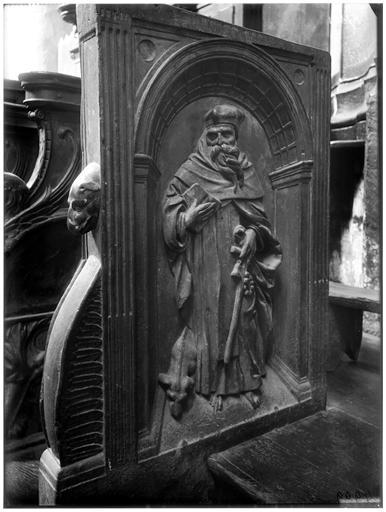 Parclose : saint Antoine