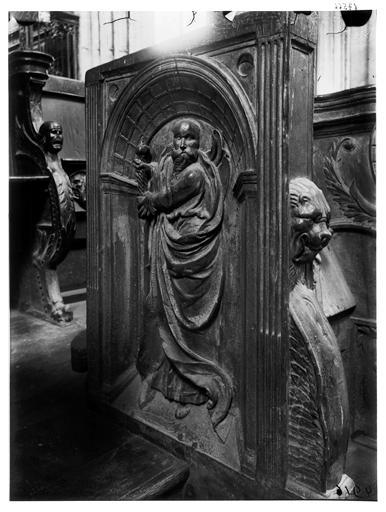 Parclose : saint Paul