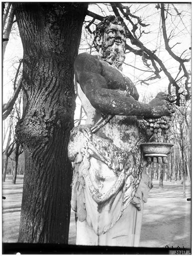 Parterre de Latone : Bacchus
