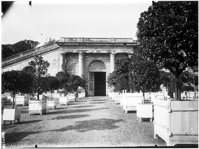 Orangerie : galerie ouest