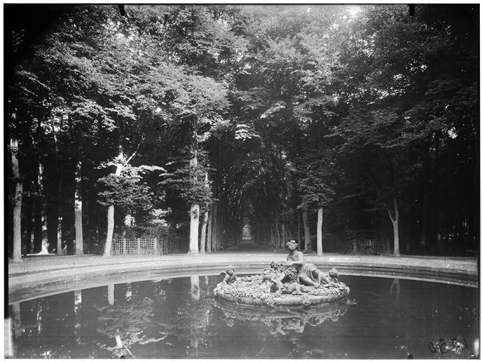 Bassin de Flore, bassin du Printemps
