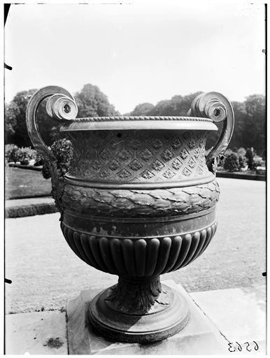 Parterre du Nord : vase