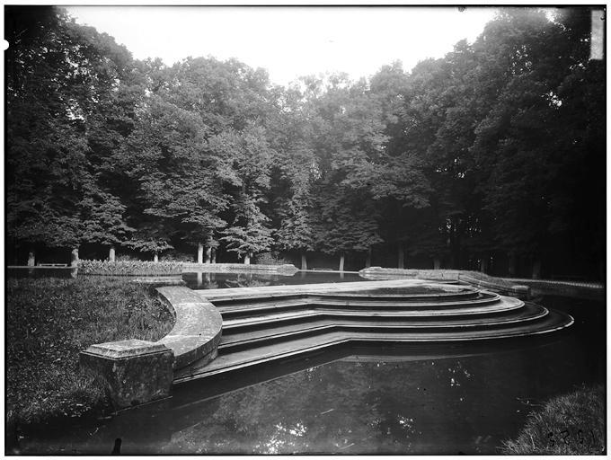 Bassin de l'obélisque