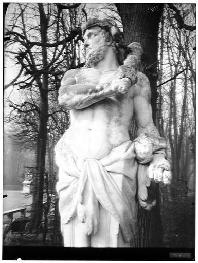 Parterre de Latone : Hercule