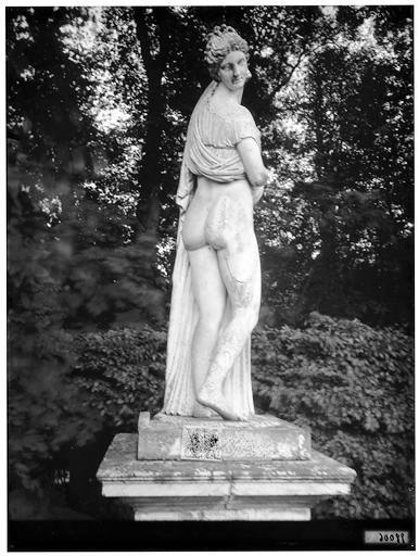Parterre de Latone : Vénus Callipyge