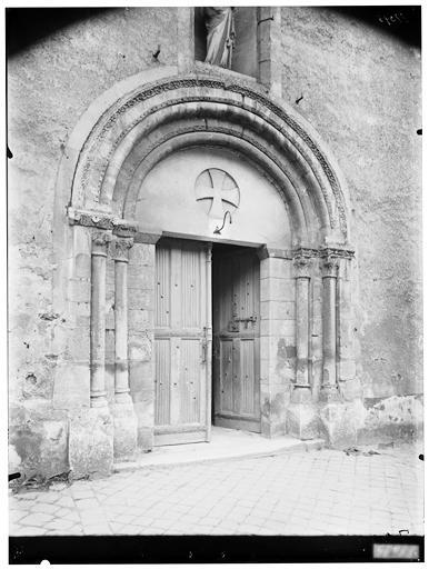 Extérieur, portail