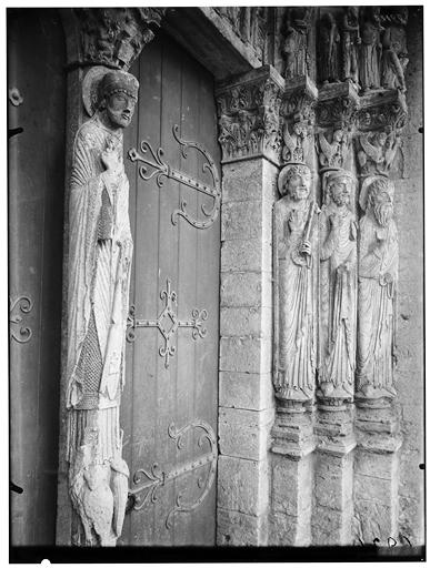 Ebrasement du portail