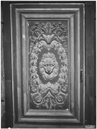 Porte Dorée, porte du Primatice : porte