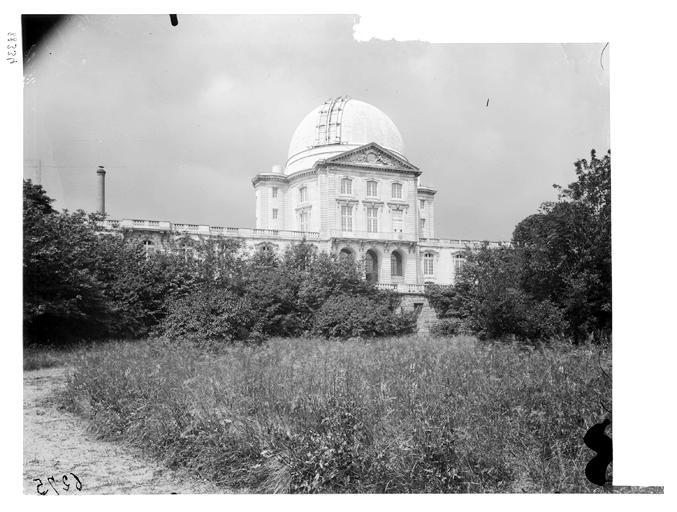 Vue d'ensemble de l'observatoire