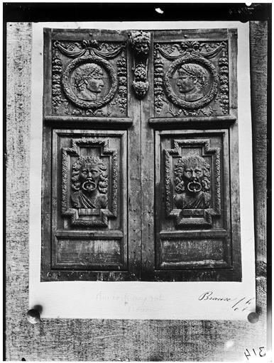 Reproduction de document, portail