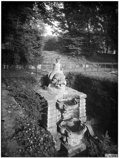 Fontaine, vue d'ensemble
