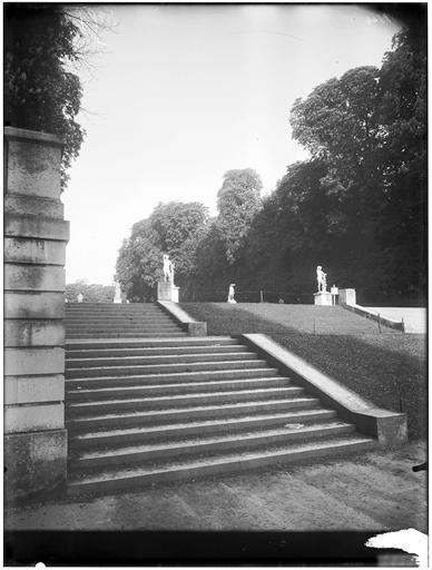 Escalier de l'Orangerie