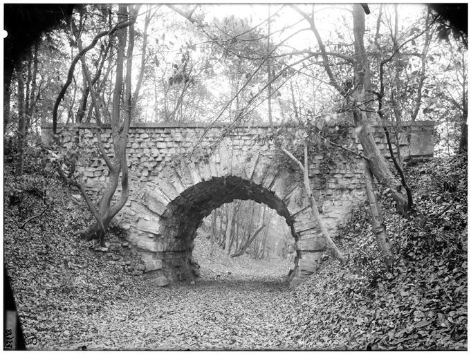 Pont du diable, ravin de Tranche-Montagne