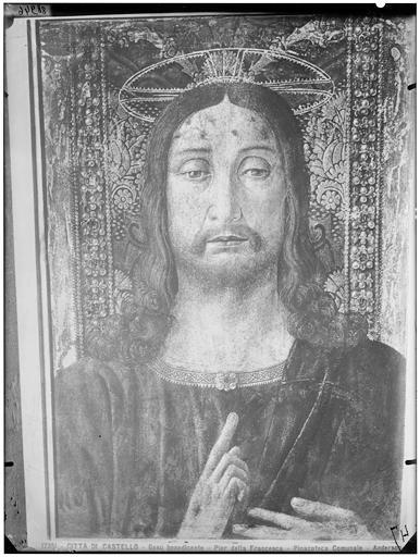 Jésus bénissant