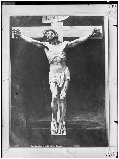 Peinture : Le Christ