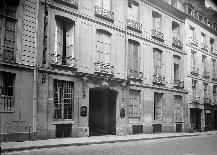 Hôtel Machelet de Velye