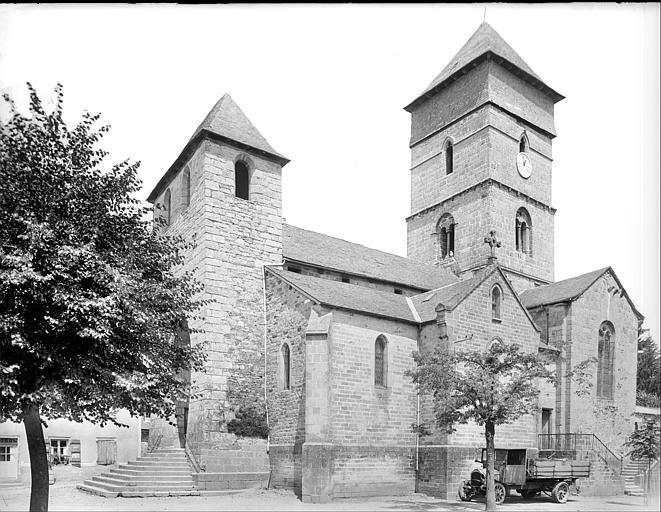 Eglise Saint-Côme et Saint-Damien