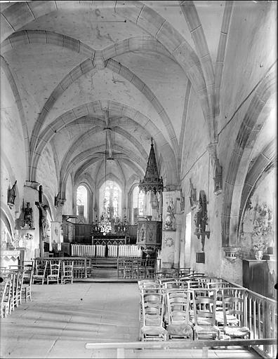 Eglise paroissiale Saint-Martin, Saint-Maurice