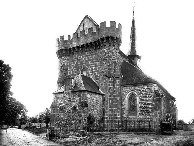 Eglise Saint-Sylvain