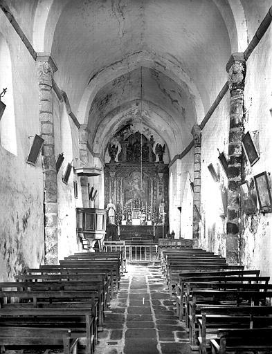 Eglise paroissiale de l'Assomption-de-la-Vierge, Saint-Roch