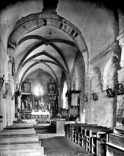 Eglise paroissiale Saint-Pierre, Saint-Paul