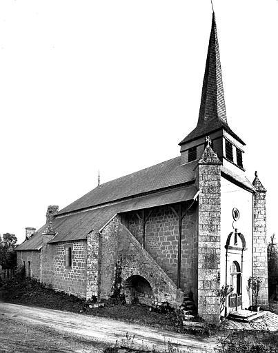 Eglise paroissiale Saint-Pardoux
