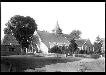 Ancienne église Saint-Lunaire