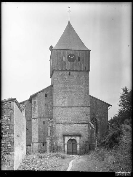 Eglise Saint-Léger de Gironville