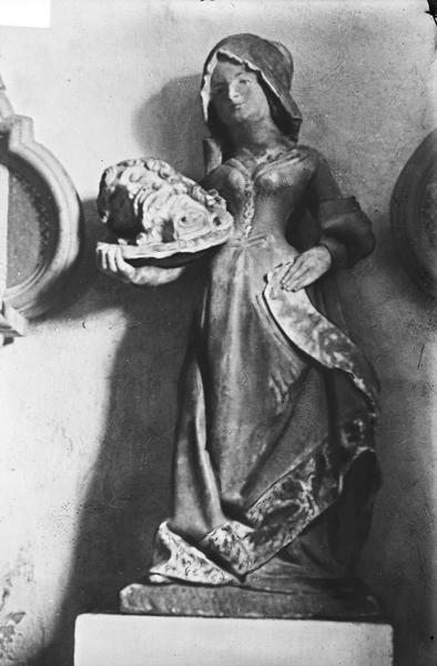 Statue de Salomé