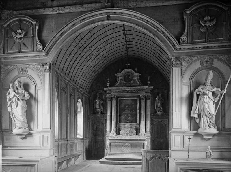 Eglise paroissiale Saint-Mélain