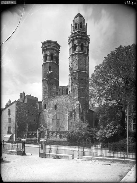 Cathédrale Saint-Vincent (ancienne)