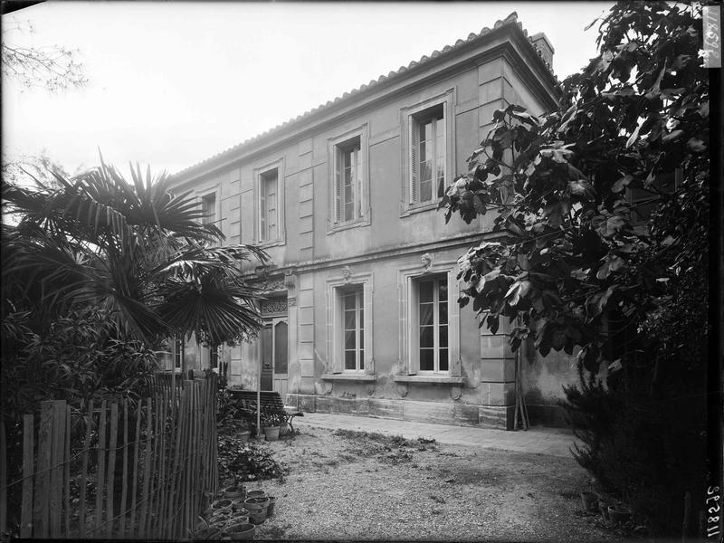 Maison de Frédéric Mistral, dite Maison du Lézard