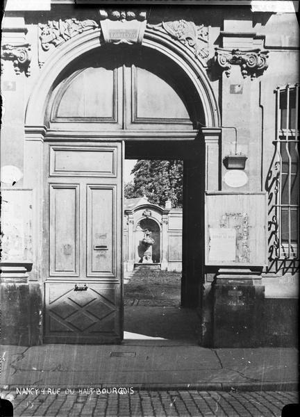 Hôtel de Fontenoy