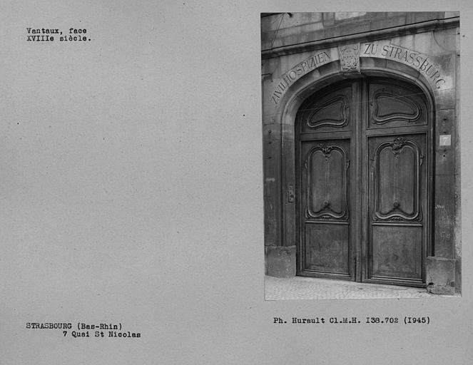 Ancien Hôtel de Franck